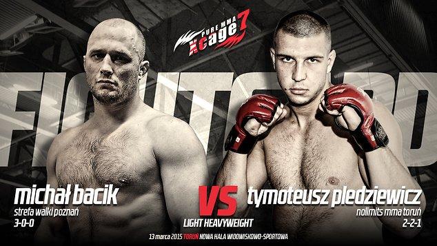 Zapowiedź gali MMA w Toruniu