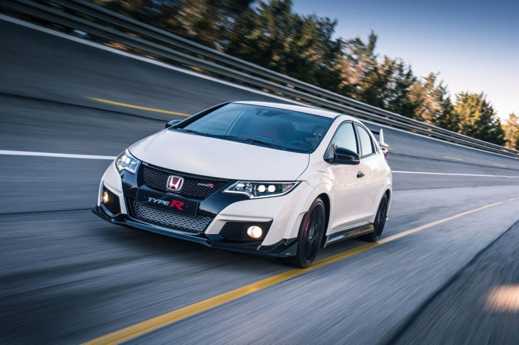 2015 Honda Civic Type R