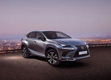 Bestseller Lexusa z nowym cennikiem. Którą wersję SUV-a wybrać?
