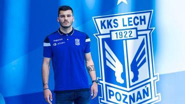 Karlo Muhar podpisał czteroletni kontrakt z Lechem Poznań