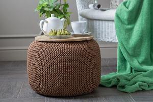 Modne pufy - oryginalne siedzisko dla dzieci i dorosłych