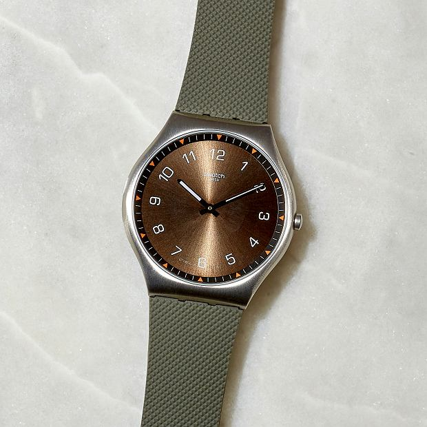 Swatch Irony 52 Skinearth, nr ref. SS07S103, 675 zł