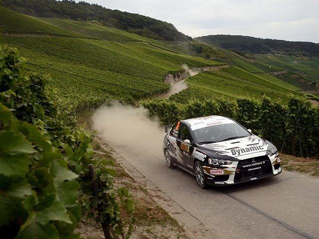 Michał Kościuszko i Maciek Szczepaniak zwyciężyli w Rajdzie Niemiec w PWRC