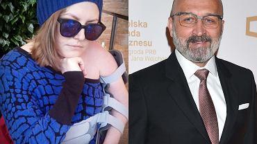 Izabela Olchowicz-Marcinkiewicz, Kazimierz Marcinkiewicz