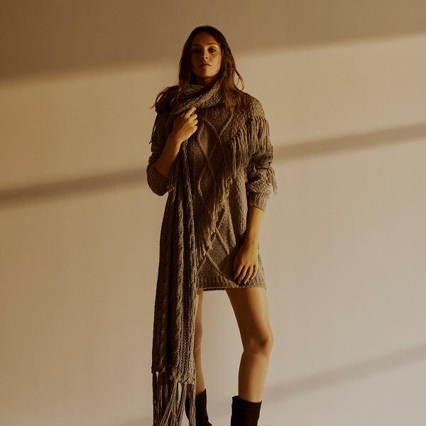 Sweter z kolekcji Mohito Gold Label