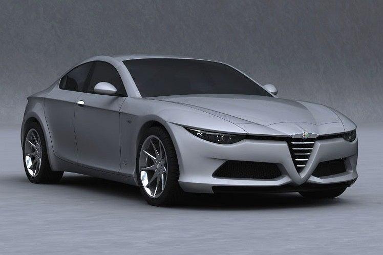 Alfa Romeo Orazio Satta
