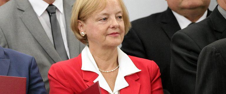 Szonert-Binienda po 3 latach wciąż zawieszona w pełnieniu funkcji konsula
