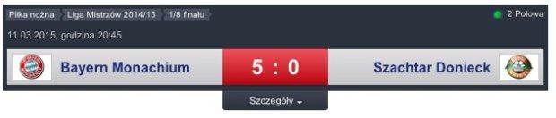 Bayern 5:0