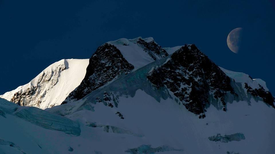 Kopuła szczytowa Nanga Parbat