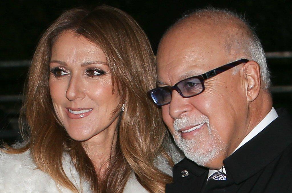 Celine Dion z Rene Angelil