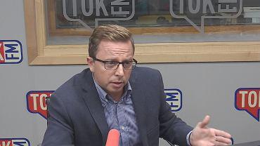 Dariusz Joński w TOK FM