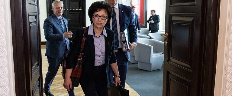 Była makijażystka Kaczyńskiego szefową gabinetu politycznego w MSWiA