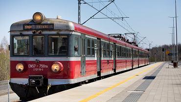 100 mln euro dla CPK. Krajowy Plan Odbudowy wesprze inwestycje kolejowe