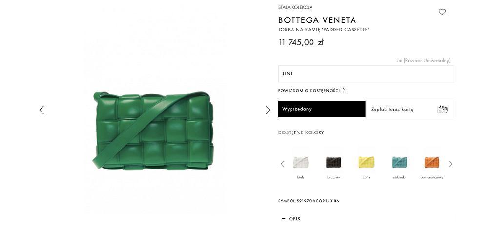 Julia Wieniawa i Anna Lewandowska mają tę samą torebkę!