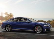 Nowe Audi S8. Spore zaskoczenie - limuzyna nie dostała diesla. Pod maską mocne, benzynowe 4.0 V8