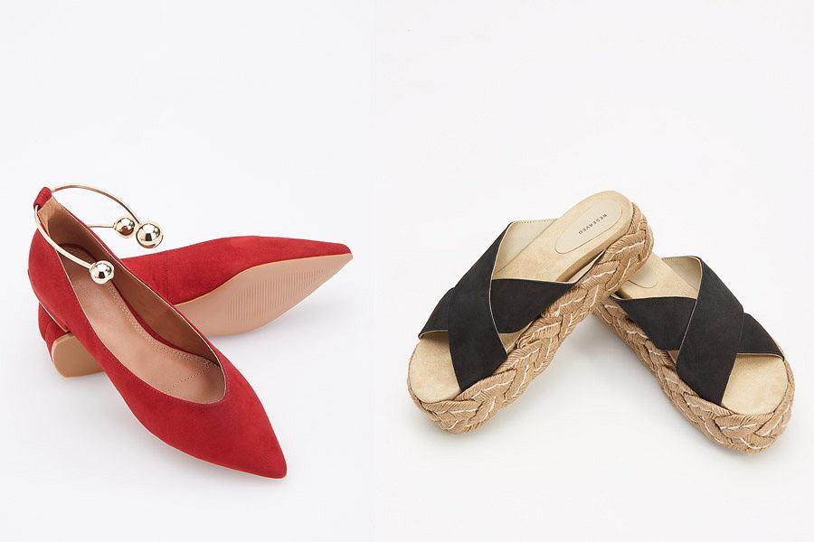 Damskie buty na lato