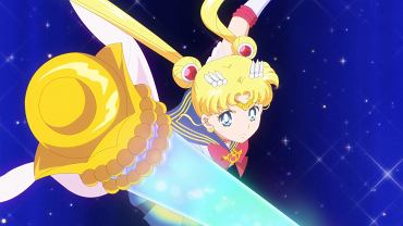 'Pretty Guardian Sailor Moon Eternal. The Movie'
