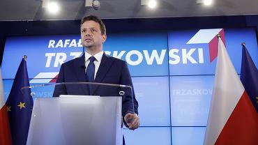Konferencja prasowa Rafała Trzaskowskiego, 10.06.2020