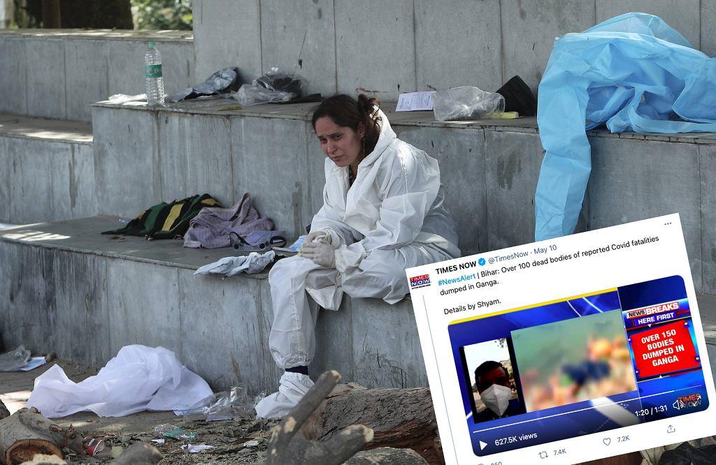 Pandemia koronawirusa w Indiach