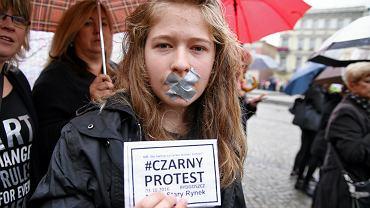 Manifestacja w Bydgoszczy, 3 października 2016
