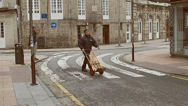 Pontevedra - miasto bez samochodu