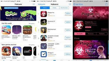 Nowe ceny w AppStore