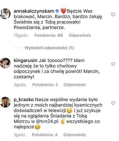 Instagram Marcina Mellera
