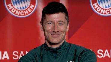 Robert Lewandowski w rozmowie z Canal+ Sport