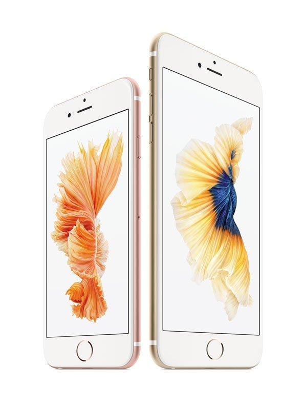 iPhone 6s i iPhone 6s Plus - o sukcesie Apple w rankingu Interbrands decyduje między innymi to, jak dużo można