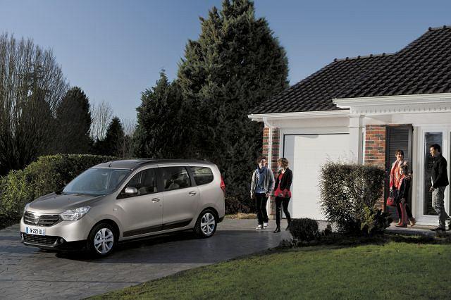 Dacia Lodgy - siedmioosobowy minivan w niskiej cenie