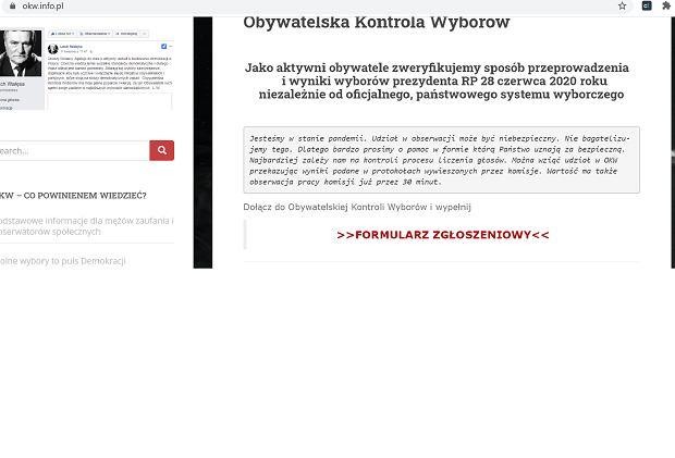 Strona https://www.okw.info.pl/