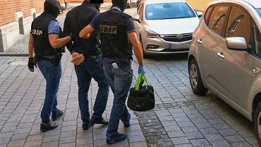 CBŚP rozbiło zorganizowaną grupę przestępczą