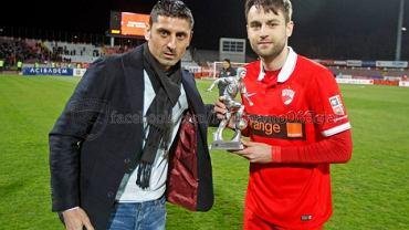 Kamil Biliński graczem miesiąca ligi rumuńśkiej