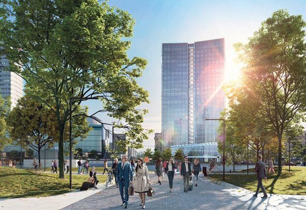 Co aktualnie buduje się w stolicy? [PRZEGLĄD]