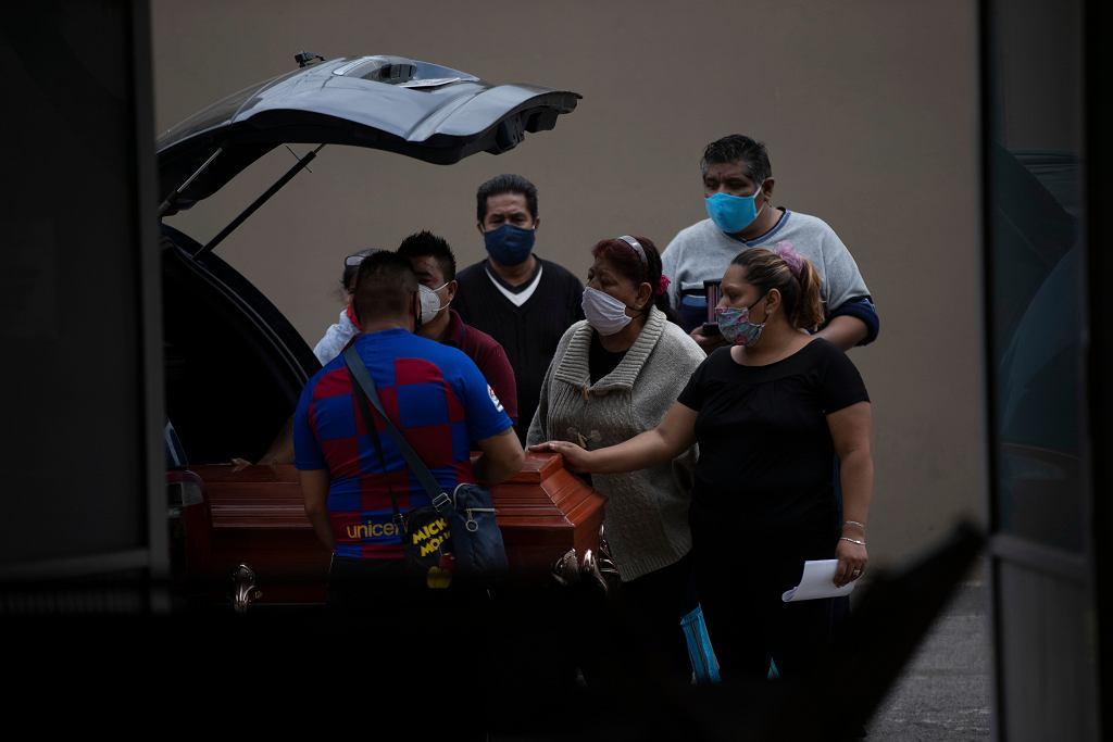 Koronawirus w Meksyku - zdjęcie ilustracyjne