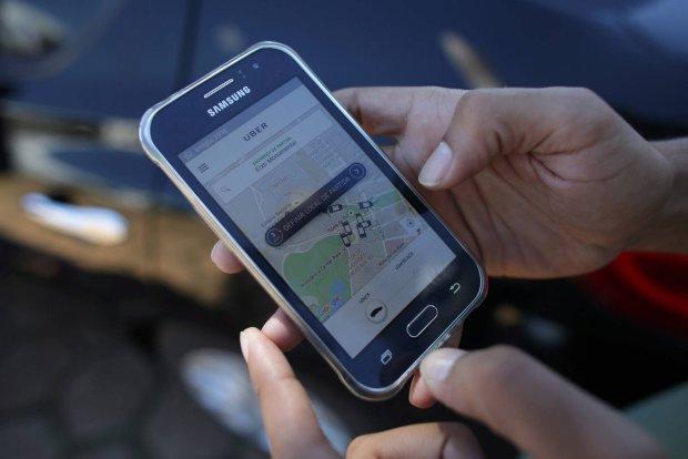 """Uber w sądzie przeciw rywalowi. Poszło o """"puste"""" zamówienia"""