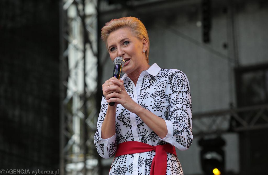 Agata Kornhauser-Duda.