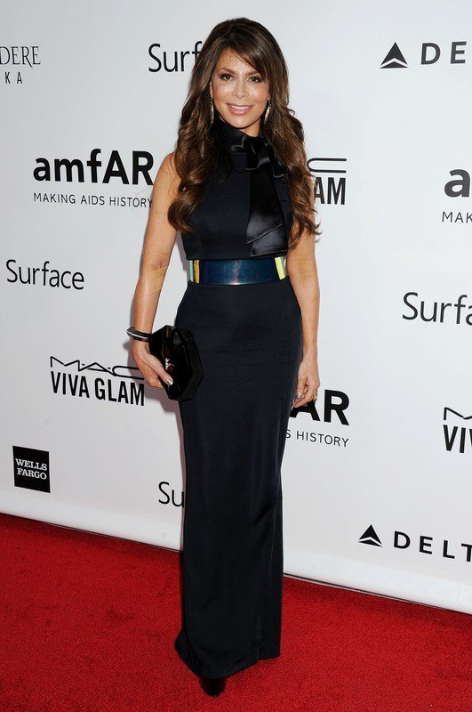 Pictured: Paula Abdul Mandatory Credit ?? Gilbert Flores/Broadimage 2013 amfAR Inspiration Gala   12/12/13, Hollywood, California, United States of America  Broadimage Newswire Los Angeles 1+  (310) 301-1027 New York      1+  (646) 827-9134 sales@broadimage.com http://www.broadimage.com