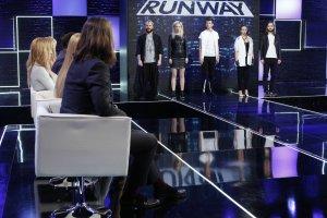 Jurorzy i uczestnicy programu Project Runway