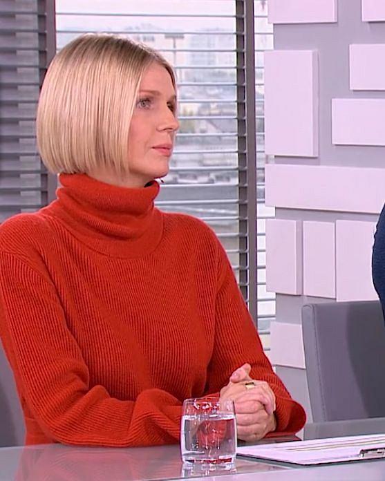 Magdalena Mołek w 'DD TVN'