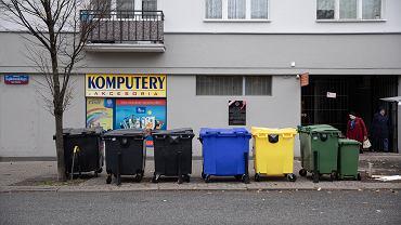 Warszawa. Od 1 sierpnia nowe zasady odbioru odpadów (zdjęcie ilustracyjne)