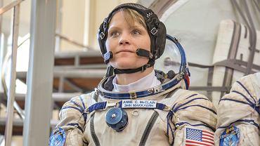 Astronautka Anne McClain