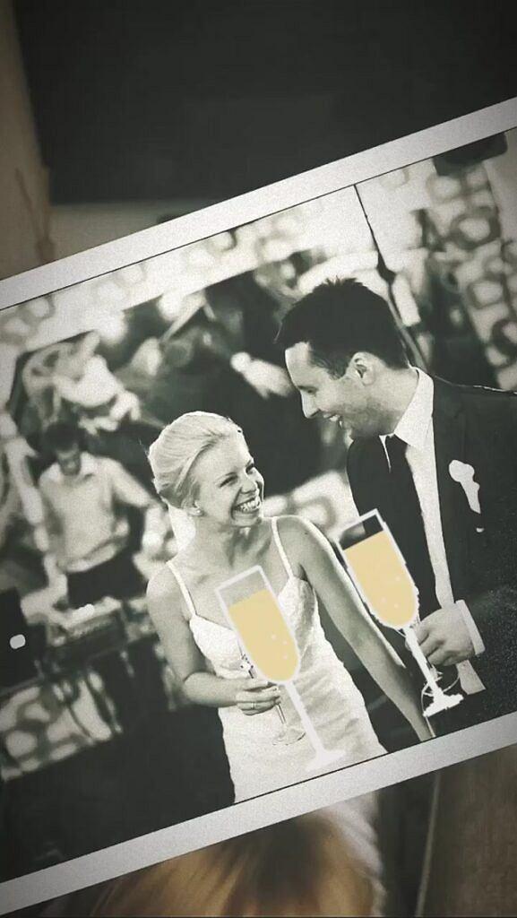 Ślub Alicji Janosz