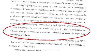 Do ataku na działaczkę KOD doszło w centrum Lublina