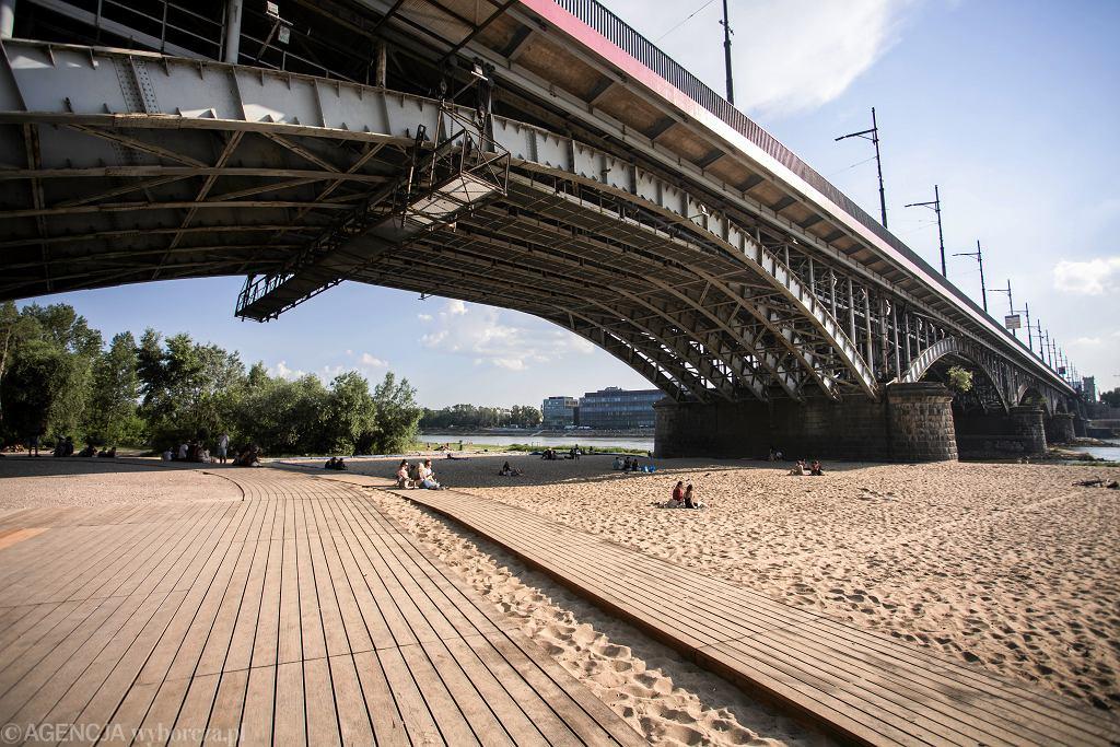 Na Moście Poniatowskiego pojawią się fotoradary