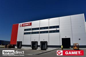 Gamet otworzył nowy magazyn w Toruniu i szuka pracowników