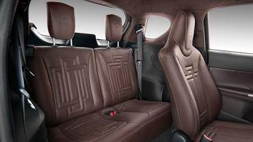 Luksusowa Toyota iQ od Vilnera