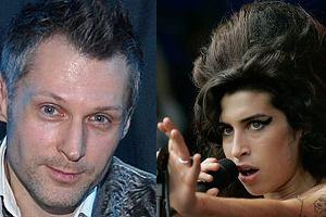 Robert Kozyra i Amy Winehouse.