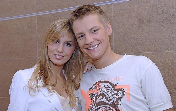 Agnieszka Popielewicz i Marcin Mroczek.