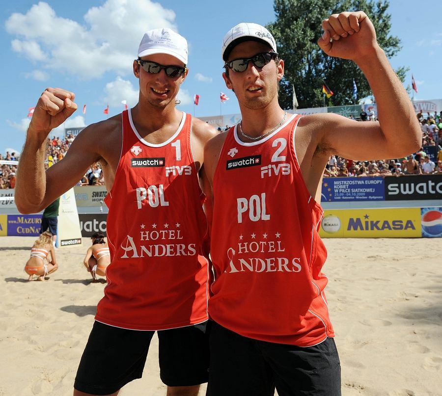 Mariusz Prudel i Grzegorz Fijałek